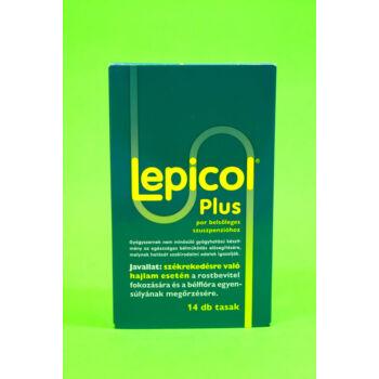 Lepicol Plus por 14db