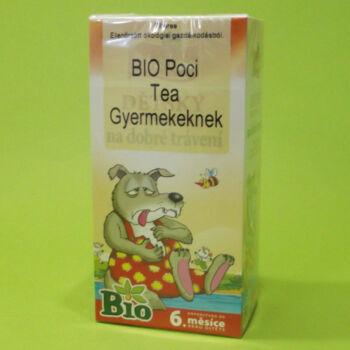 Apotheke Bio Poci tea gyerekeknek filteres 20x1,5g