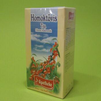 Apotheke Homoktövis teakeverék filteres 20x2,5g