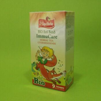 Apotheke tea Immuncare gyermekeknek filteres 20x1,5g