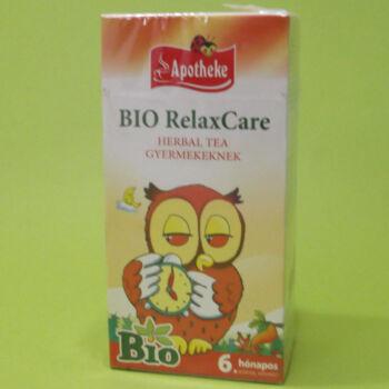 Apotheke Bio Tea Nyugtató gyerekeknek filteres 20x1,5g