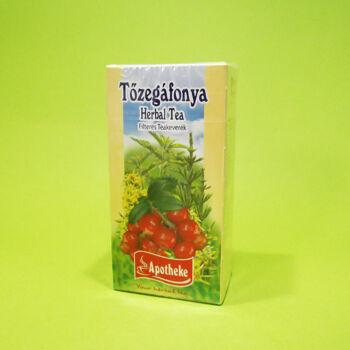 Apotheke Tőzegáfonya tea 20x1,5g