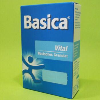 Basica Vital italpor ásvány+nyomelem 200g