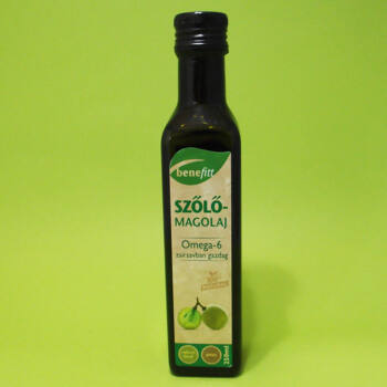 Benefitt Szőlőmagolaj 250ml