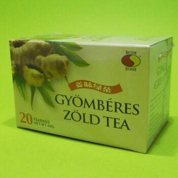 Big star Gyömbéres Zöld tea 20x2g