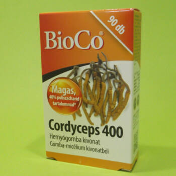 Bioco Cordyceps 400 tabletta 90db