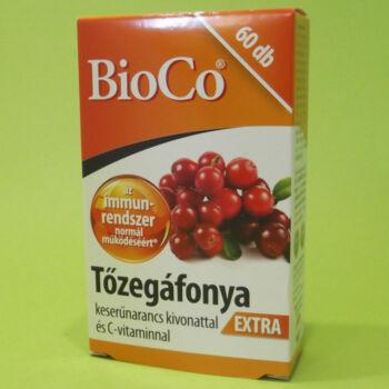 Bioco Tőzegáfonya Extra C-vitaminnal tabletta 60db