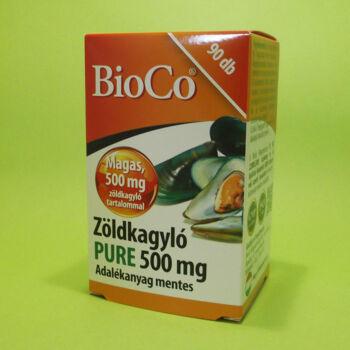 Bioco Zöldkagyló Pure kapszula