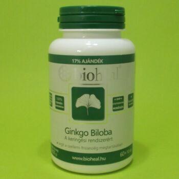 Bioheal Ginkgo biloba tabletta 70db