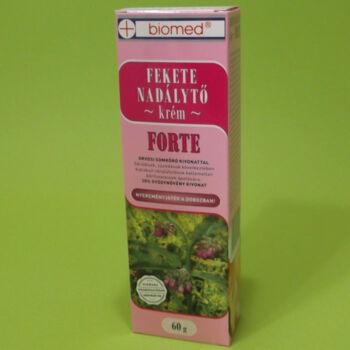 Biomed Feketenadálytő krém Forte 60g