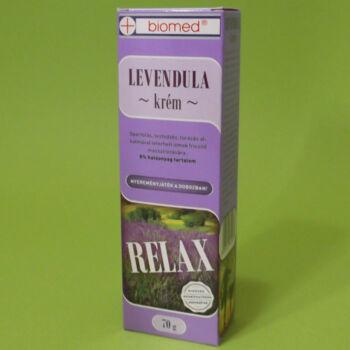 Biomed Levendula krém 70g