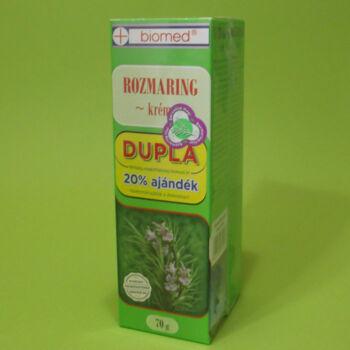 Biomed Rozmaring krém dupla 2x70g