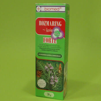 Biomed Rozmaring krém Forte 70g