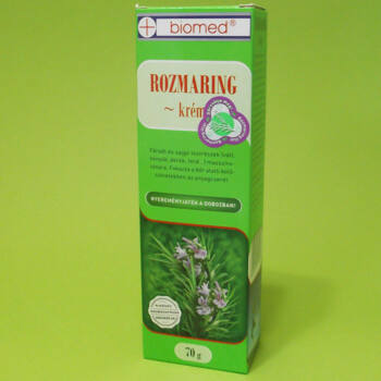 Biomed Rozmaring krém 60g
