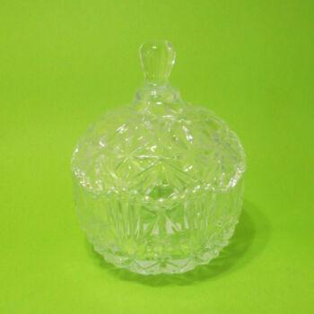 Bonbonier üveg