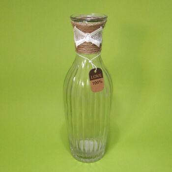Bordázott váza