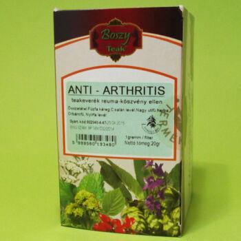 Boszy anti-Arthritis teakeverék filteres 20db