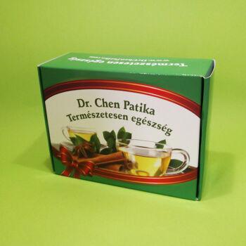 Dr. Chen Ajándékcsomag Fahéj+gyömbér tea és kapszula 72,8g