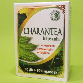 Dr. Chen Charantea kapszula 60db