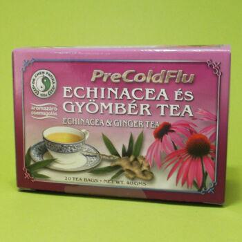 Dr. Chen Echinacea és gyömbér tea filteres 20x2g