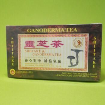 Dr. Chen tea Shiitake és Ganoderma instant 200g