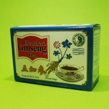 Dr. Chen Teakeverék Ginseng Eleuthero+Zöld tea filteres 20x2,3g