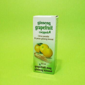Dr. Chen Grapefruit mag csepp Ginseng gyökér kivonattal 30 ml