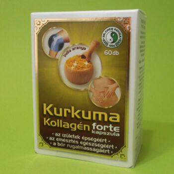 Dr. Chen Kurkuma Kollagén Forte kapszula 60db