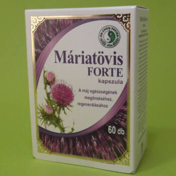 Dr. Chen Máriatövis Forte kapszula 60db