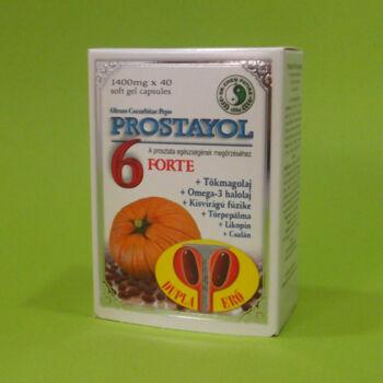Dr. Chen Prostayol6 Forte kapszula 40db
