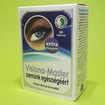 Dr. Chen Visiona-Master kapszula 60db