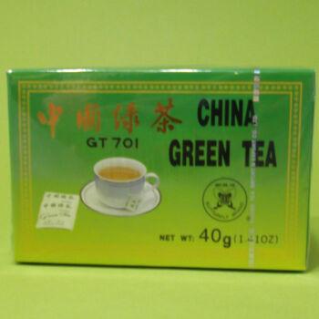 Dr. Chen Eredeti kínai zöld tea filteres 20x2g