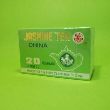 Dr. Chen Eredeti kínai zöld tea+jázmin filteres 20x2g