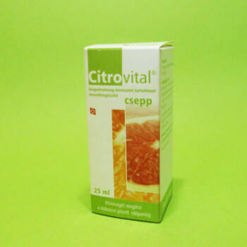 Citrovital csepp