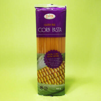 Civita gluténmentes kukoricatészta spagetti 450g