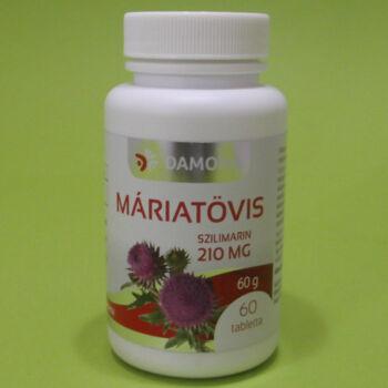 Damona Máriatövis tabletta 60db