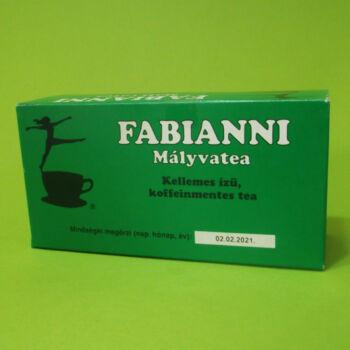 Fabianni Mályvatea filteres 20x2g
