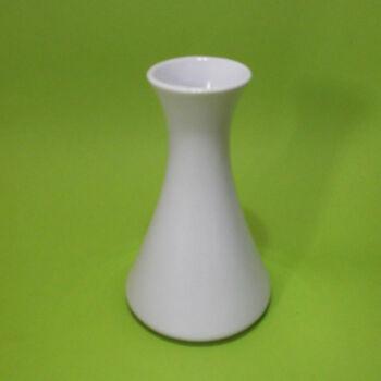 Fehér kis váza