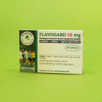 Flavogard 50mg Piknogenol tartalmú tabletta 30db