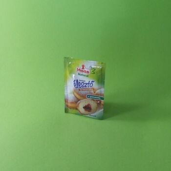 Haas Gluténmentes Instant Élesztő