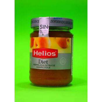 Helios Sárgabarck extradzsem édesítőszerrel 280g