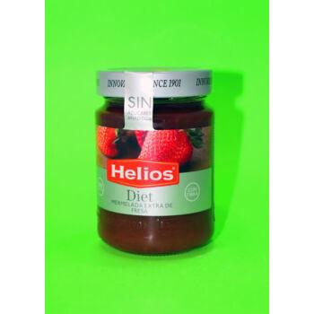 Helios Eper extradzsem édesítőszerrel 280g