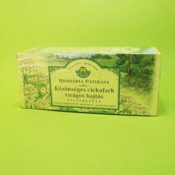 Herbária tea Közönséges cickafark filteres 25db