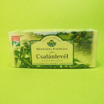 Herbária tea Csalánlevél filteres 25db
