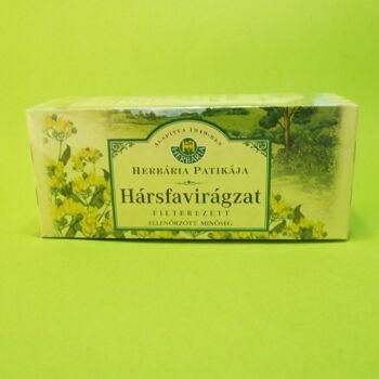 Herbária tea Hársfavirágzat filteres 25db