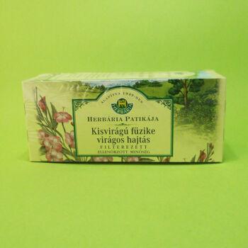 Herbária tea Kisvirágú füzike filteres 25db