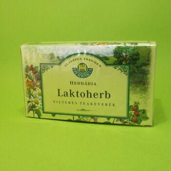 Herbária teakeverék laktoherb filteres 20db
