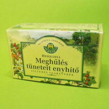 Herbária Teakeverék Meghűlés tüneteit enyhítő filteres 20x1,3g