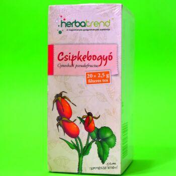 Herbatrend Csipkebogyó Tea Filteres 20x2,5g