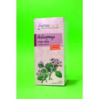 Herbatrend Galagonya Virágos Ágvég Tea Filteres 20x2,5g